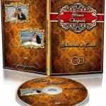 دانلود طرح لایه باز کاور و لیبل دی وی دی شماره ۸ Cover DVD The best day