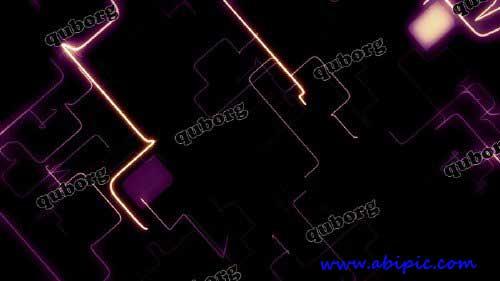 دانلود فوتیج آماده طرح های نور و لیزر Video Footage - Laser Maze