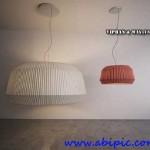 دانلود مدل 3 بعدی آماده لامپ Modo Luce Loto Lamp