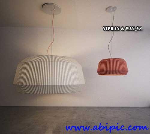 دانلود مدل 3 یعدی آماده لامپ Modo Luce Loto Lamp