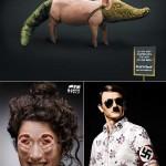 دانلود طرح تبلیغات خلاقانه شماره 9 Creative advertising
