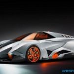 دانلود والپیپر لامبورگینی Lamborghini Egoista 2013