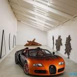 دانلود والپیپر بوگاتی ویرون  2012 Bugatti Veyron Grand Sport Bernar Venet