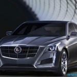 دانلود والپیپر کادیلاک Cadillac CTS 2014