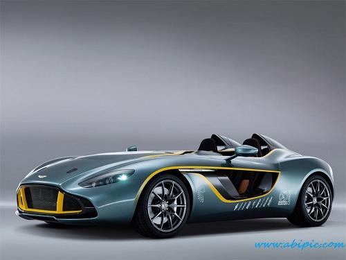 دانلود والپیپرهای خودروی آستون مارتین 2013 Aston Martin CC100 Speedster