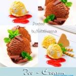 دانلود تصاویر استوک بستنی Ice-cream- Stock photo