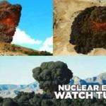 آموزش ساخت انفجار اتمی در سینما 4 بعدی Nuclear Explosion – Cinema 4D