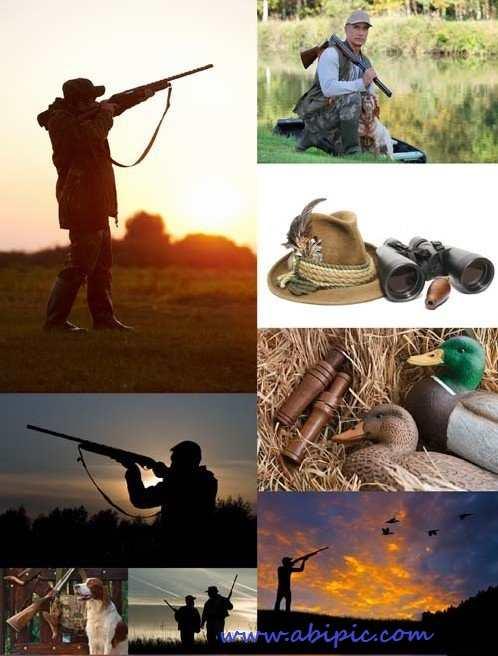 دانلود تصاویر استوک با موضوع شکار و شکارچی HQ Images Hunting