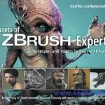 کتاب آموزش تکنیک های ضروری طراحی 3 بعدی Secrets of Zbrush Experts