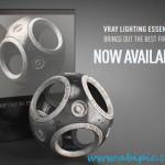 مدل های نور رندر شده برای سینما 4 بعدی Vray Lighting Essentials for Cinema 4D