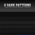 دانلود مجموعه پترن های تیره فتوشاپ Dark Photoshop Patterns