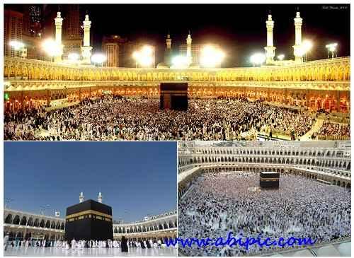 دانلود تصاویر استوک مسجد الحرام Masjid Alharam Stock Photo