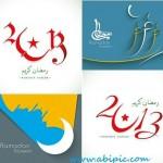 دانلود تصاویر وکتور ماه مبارک رمضان Stock Vector – Ramadan