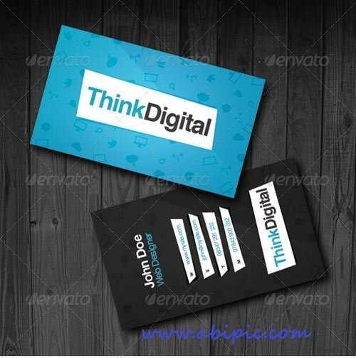 دانلود کارت ویزیت لایه باز شماره 94 Designer Business Card