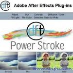 دانلود پلاگین افترافکت Digital Film Tools – Power Stroke 1.0.7.2