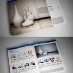 دانلود طرح ایندیزاین بروشور معرفی محصولات Products Brochure Highlights