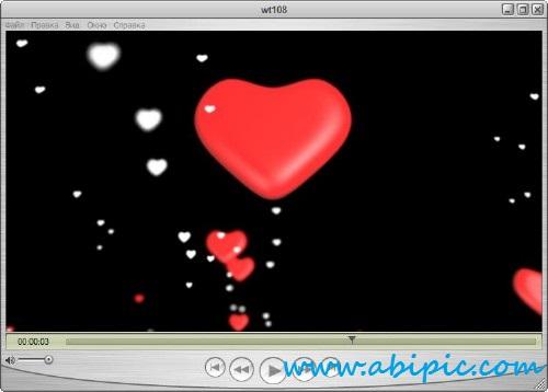 دانلود فوتیج رمانتیک با کیفیت HD Romantic footage makes the heart