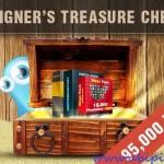 دانلود مجموعه عظیم ابزارهای گرافیک InkyDeals Designer's Treasure Chest