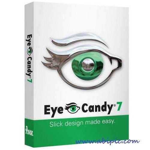 دانلود پلاگین Alien Skin Eye Candy 7.1.0.1184