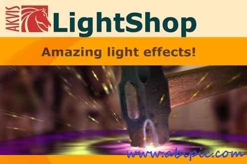دانلود پلاگین افکت نور فتوشاپ AKVIS LightShop 4.0.1369.9888