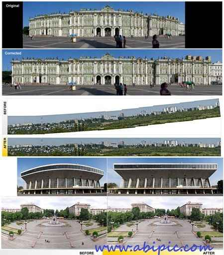 دانلود نرم افزار تصحیح تصاویر پاناروما Altostorm Panorama Corrector 2.2