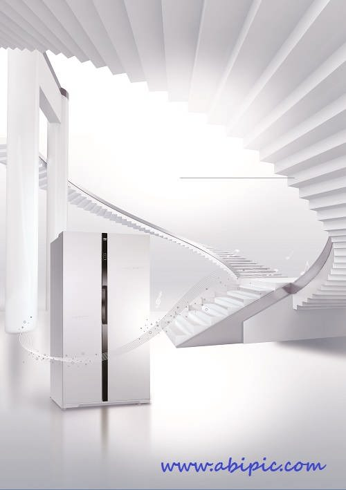 دانلود طرح لایه باز تبلیغات لوازم خانگی PSD Source Banner Home Appliances