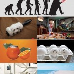 والپیپرهای خلاقانه آبی گرافیک سری 1 Amazing Abipic Creative Wallpapers