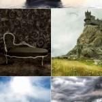 دانلود تصاویر استوک فانتزی شماره 3 Fantastic Natural Backgrounds