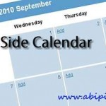 دانلود طرح و کد آماده تقویم برای سایت  Client Side Calendar HTML5