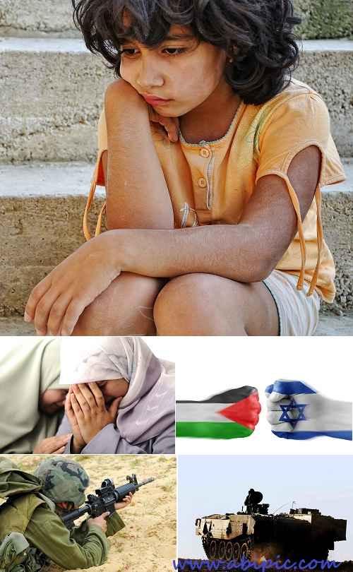 دانلود تصاویر استوک غزه و فلسطین Gaza Collection - Shutterstock