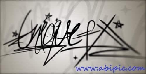 دانلود افترافکت آماده گرافیتی Animated Graffiti - After Effects Project