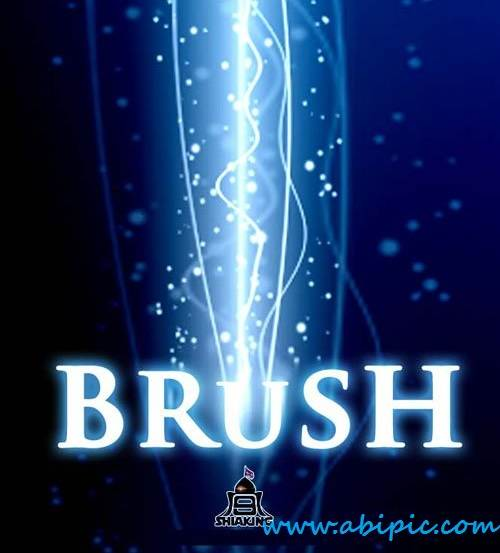 دانلود براش فتوشاپ خط فانتزی و جادویی Lines Dreamy Photoshop Brushes