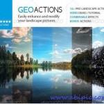دانلود افکت عکس منظره و طبیعت Premium Nature Landscape Actions Set