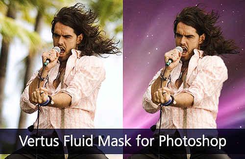 دانلود نرم افزار جداسازی و تغییر پس زمینه عکس Vertus Fluid Mask 3.3.4