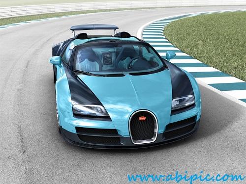 دانلود والپیپر بوگاتی ویرون 2013 Bugatti Veyron 16.4 Grand Sport