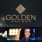 پروژه افترافکت فشن Fashion Golden Dreams Videohive After Effects Project