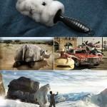 والپیرهای خلاقانه آبی گرافیک سری 2 Amazing Abipic Creative Wallpapers