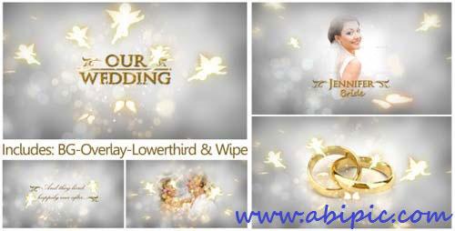 دانلود افتر افکت عروسی شماره 2 Our Wedding After Effects Project