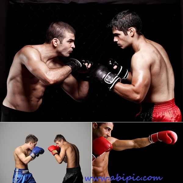 دانلود تصاویر استوک بوکس Boxing - Stock photo