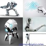 دانلود تصاویر استوک ربات و سایبورگ Stock Photos – Cyborg