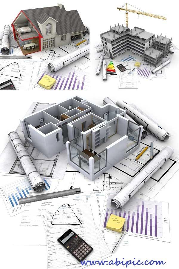 دانلود تصاویر استوک معماری و طراحی Arhitecture - Stock photo