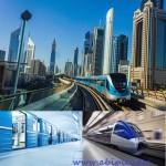 دانلود تصاویر استوک قطار و مترو Modern trains HQ Photos