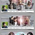 دانلود سری 14 کاور تایم لاین فیس بوک Smart Facebook Timeline Cover