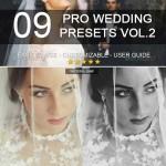 دانلود مجموعه 10 فیلتر و افکت لایتروم برای عکس های عروسی