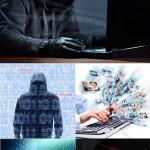 دانلود تصاویر استوک هکر و لپ تاپ Stock Photo Hacker and laptop