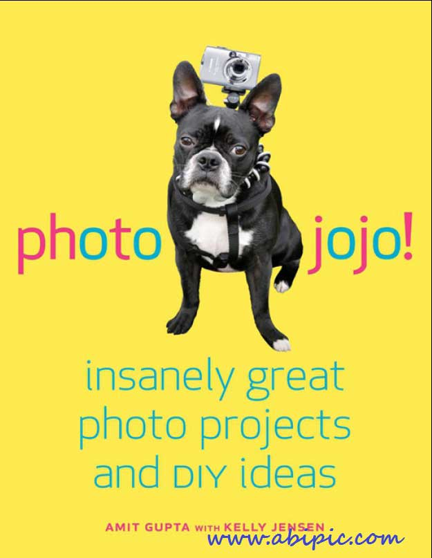 دانلود کتاب آموزش عکاسی Photojojo Insanely Great Photo Projects and DIY Ideas