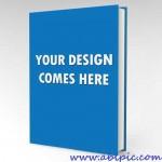 دانلود طرح لایه باز موک آپ یا همان پیش نمایش کتاب شماره 2 Book Mock-up Template PSD