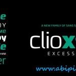 دانلود مجموعه فونت های انگلیسی Clio XS Font Family