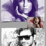 دانلود طرح لایه باز تبدیل عکس به عکس های هنری Different Artistic Photo Manipulation