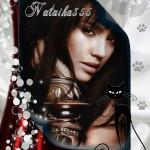 دانلود فریم قاب عکس مخصوص خانم ها با طراحی گربه سیاه